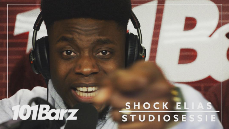 101 barz - shock elias