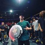 Utrechtse Ozzi wint de Nederlandse voorronde WK Breakdance