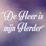 MG De Heer is mijn Herder