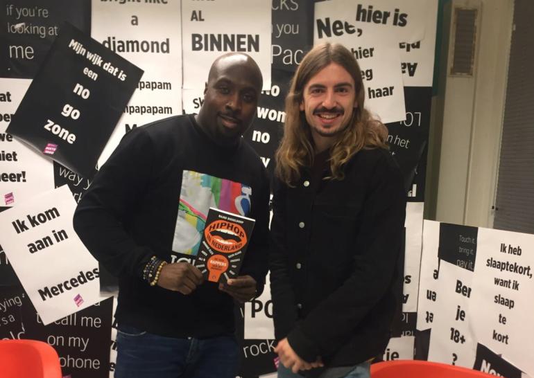 Rajko Disseldorp - hip hop in nederland
