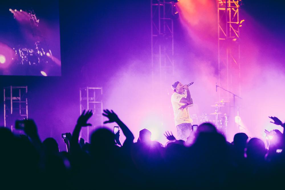 Lecrae Live