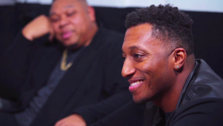 Round Table Talk with Tedashii, Lecrae, Sam Collier, DJ Wade-O, Shanti Das and Benjamin Wills