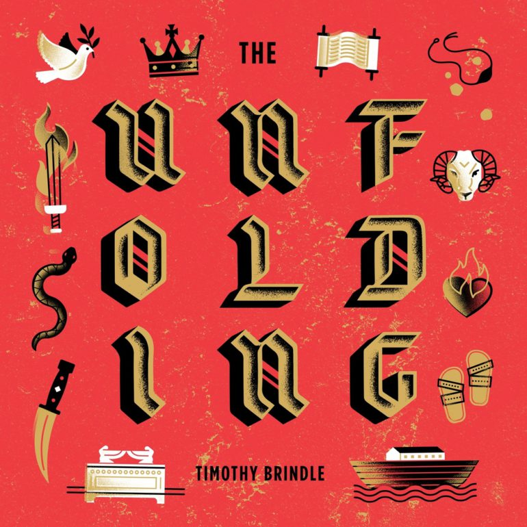 Timothy Brindle The Unfolding