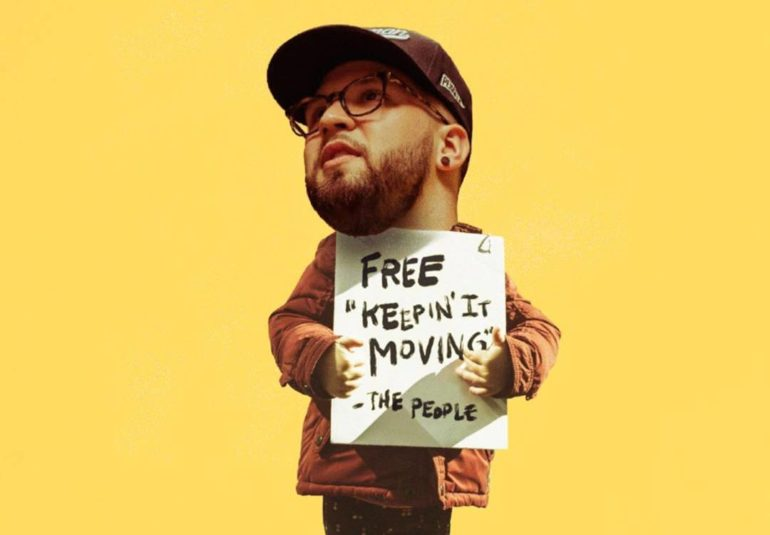 andy mineo keep it moving