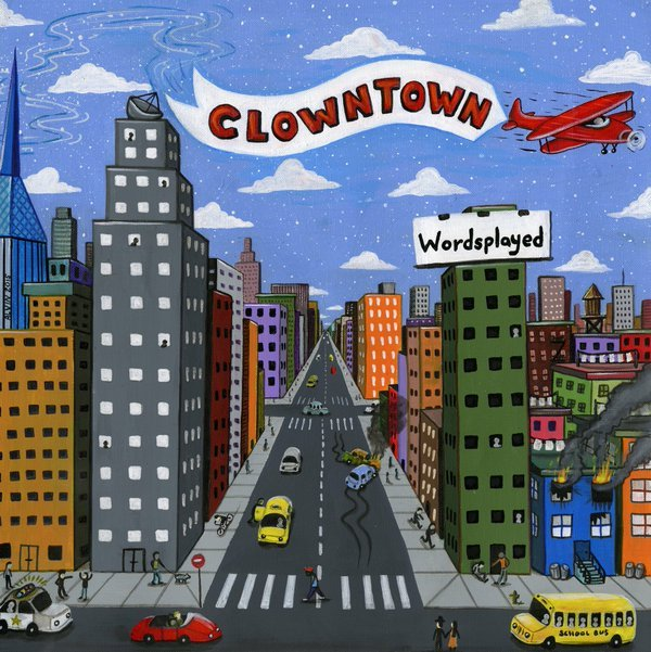 clowntown wordsplayed