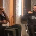 Drake en Lebron James bespreken toekomst van hun carrières