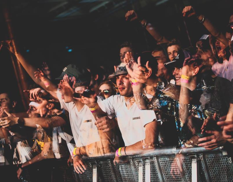 hiphop publiek nederland