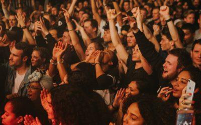 lecrae amsterdam concert publiek