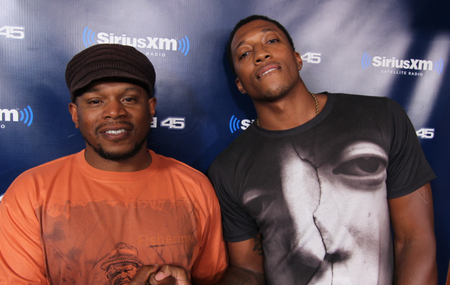 lecrae sway in the morning