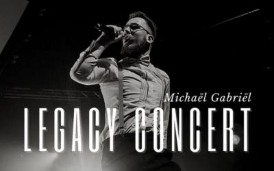 legacy concert Michaël Gabriël