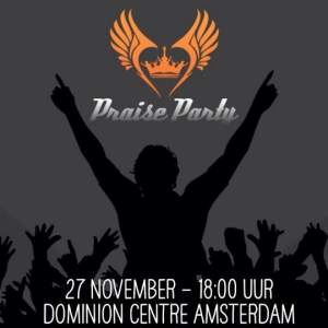 praiseparty amsterdam