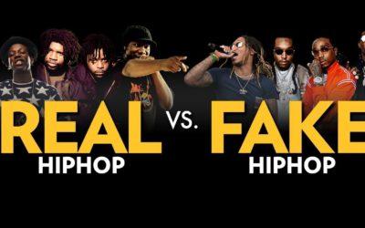 real vs fake hip hop