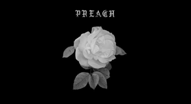 s.o. - preach